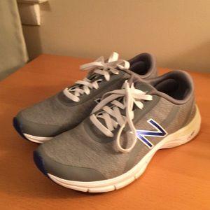New Balance Cush training sneakers- Wide